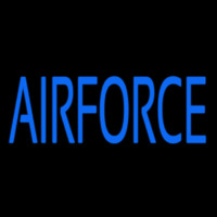 Air Force Neon Sign