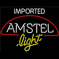 Amstel Light Imported Beer Neon Sign