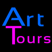 Art Tours Neon Sign