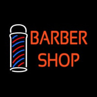 Barber Shop Neon Sign