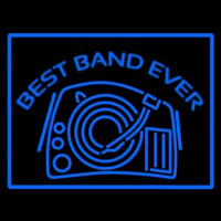 Best Band Ever Neon Sign