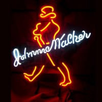 Big Johnnie Walker Distillery Neon Sign