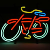 Bike Pub Neon Sign