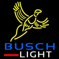 Blue Busch Light Pheasant Beer Sign Neon Sign