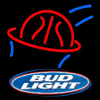 Bud Light Basketball Beer Sign Neon Sign