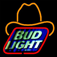 Bud Light Small George Strait Beer Sign Neon Sign