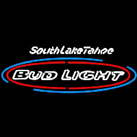 Bud Light South Lake Tahoe Beer Sign Neon Sign