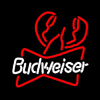 Budweiserr Lobster Neon Sign
