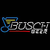 Busch St Louis Blues Beer Sign Neon Sign