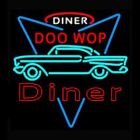 CAR DINER DRIVE THROUGH Neon Sign
