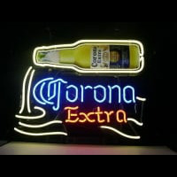 CORONA EXTRA BEER Neon Sign