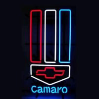 Chevrolet Camaro Neon Sign