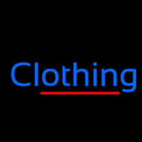 Clothing Neon Sign