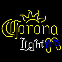Corona Light Flip Flops Beer Sign Neon Sign