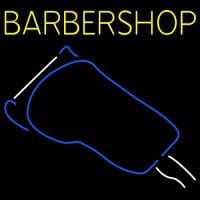 Custom Cologne Barber shop Neon Sign