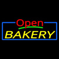 Custom Open Bakery 1 Neon Sign