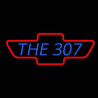 Custom The 307 New Chevy Bowtie Logo Neon Sign