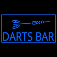 Dart Bar Neon Sign