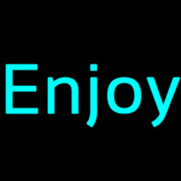 Enjoy Neon Sign