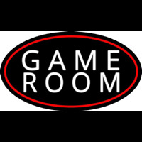 Game Room Bar Neon Sign