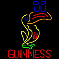Great Looking Multicolored Guinness Beer Sign Neon Sign