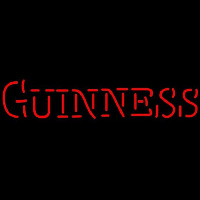 Guinness Classic Logo Beer Sign Neon Sign