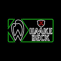 Haake Becks Beer Neon Sign