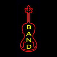 Instrument Band 2 Neon Sign