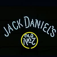 Jack Daniels #7 Whiskey Neon Sign