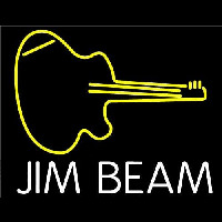 Jim Beam Beer Sign Neon Sign