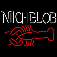 Michelob Lobster Neon Sign
