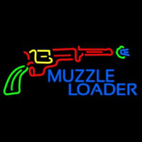 Muzzle Loader Neon Sign
