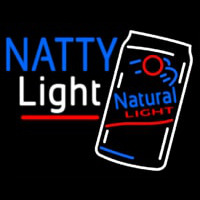 Natty Light Natural Light Beer Neon Sign