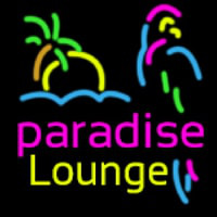 Paradise Lounge Neon Sign