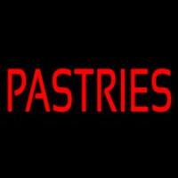 Pastries Neon Sign