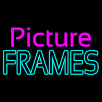 Picture Frames 1 Neon Sign