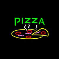 Pizza Restaurant Neon Sign