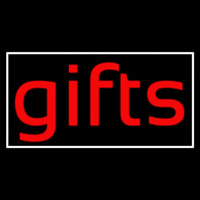 Red Gifts Stylish Neon Sign