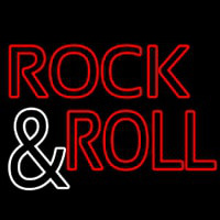 Rock And Roll 1 Neon Sign