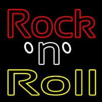 Rock N Roll 1 Neon Sign