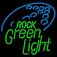 Rolling Rock Green Light Neon Sign