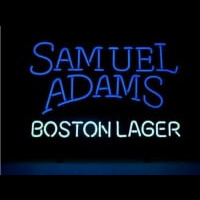 SAMUEL ADAMS BOSTON LAGER Neon Sign