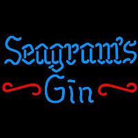 Seagrams 7 Promotional Gin Beer Sign Neon Sign