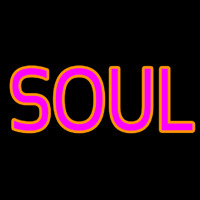 Soul Neon Sign