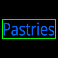 Stylish Pastries Neon Sign