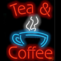 Tea Coffee Neon Sign