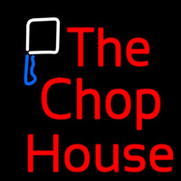 The Chophouse Double Stroke Neon Sign