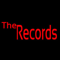 The Records 1 Neon Sign