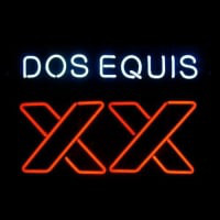 Xx Dos Equis Neon Sign