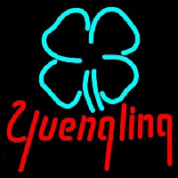 Yuengling Clover Neon Sign